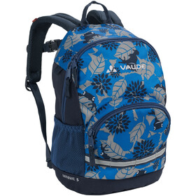 VAUDE Minnie 5 Sac à dos Enfant, radiate blue